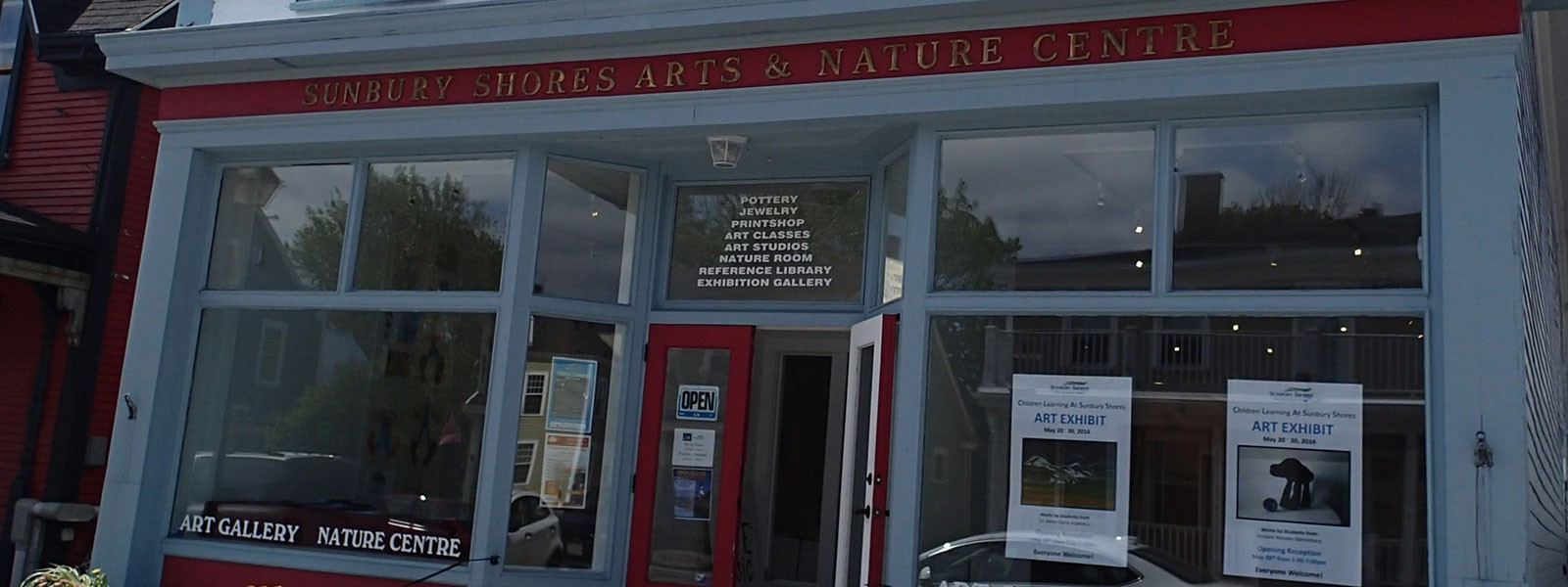 Sunbury Shores Arts and Nature Centre